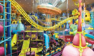 Galaxy Land West Edmonton Mall