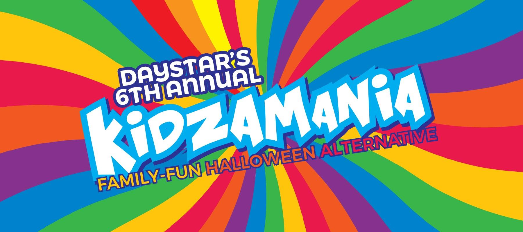 Kidzamania 6th Annual - Daystar Church Leduc
