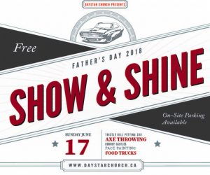 Father's Day Show & Shine