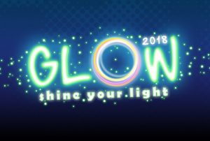 Glow 2018 Shine Your Light