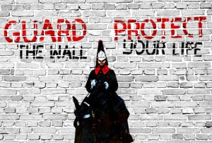 Guard the Wall, Protect Your Life